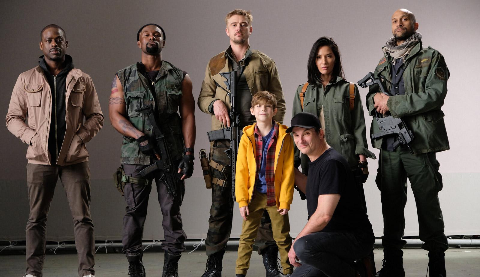 Casting du reboot de The predator