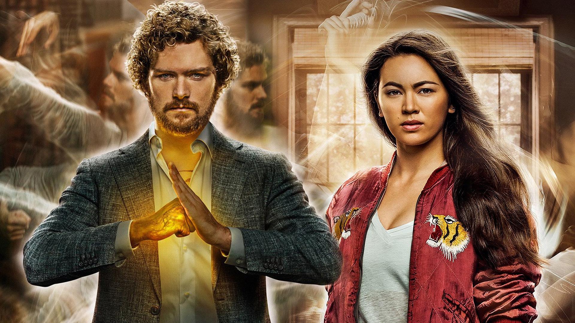 [Séries TV] Marvel's Iron Fist, Saisons 1 & 2 324363