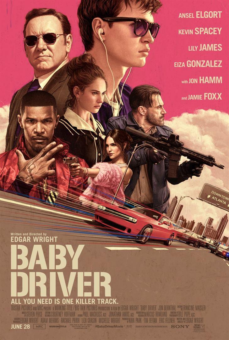 Baby Driver en streaming