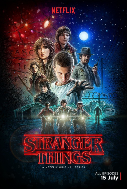 [Séries TV] Stranger Things, Saisons 1 à 4 560893
