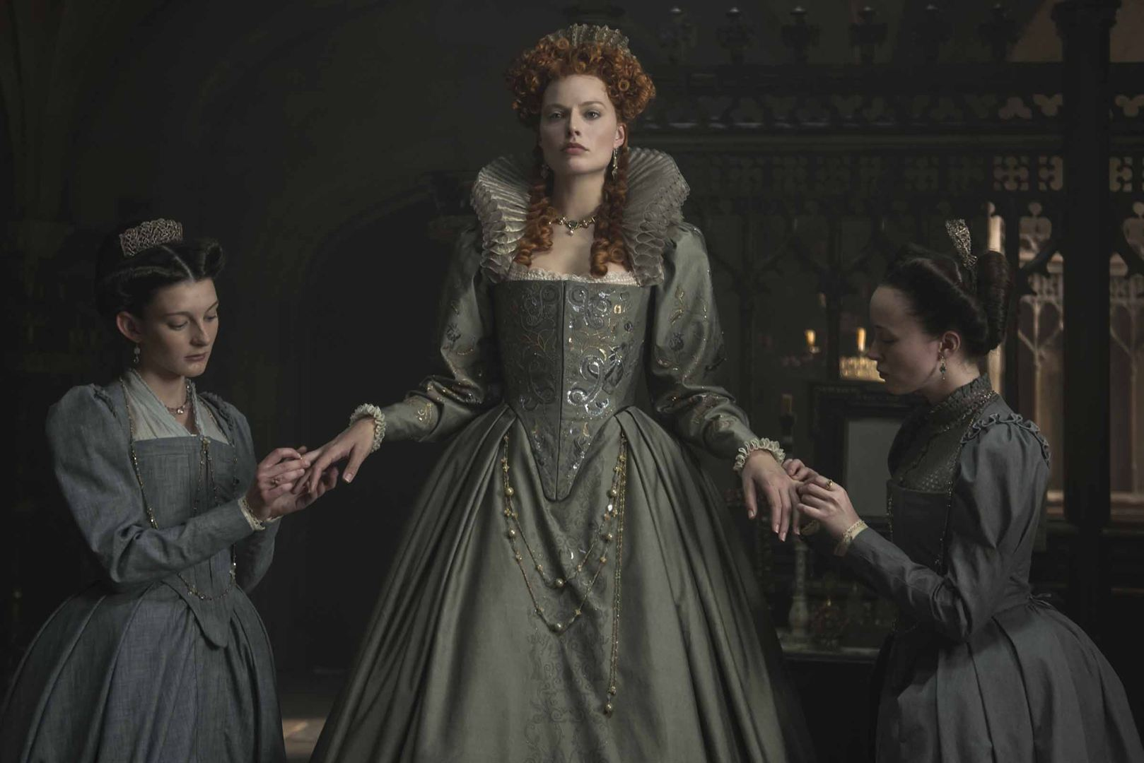 Margot Robbie dans Marie Stuart Reine d'Ecosse