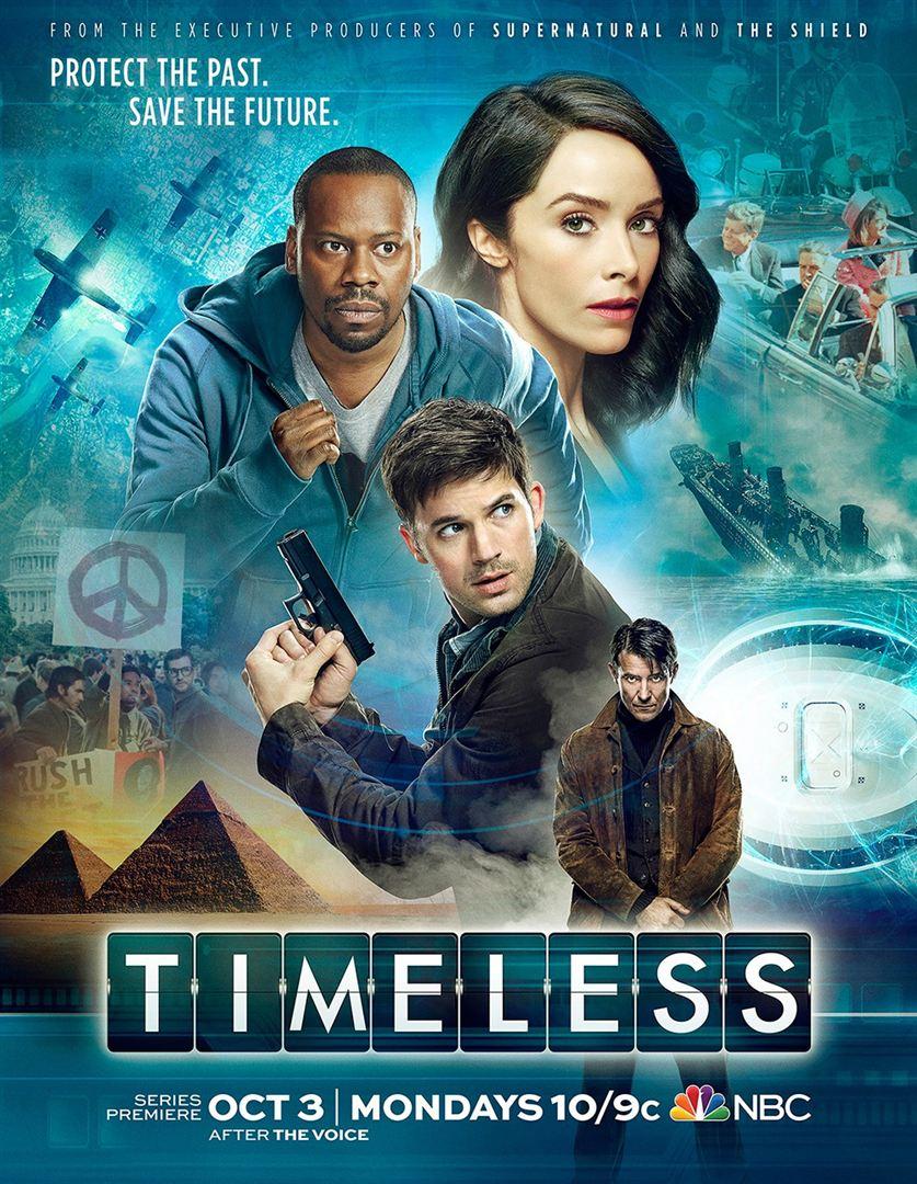 [Séries TV] Timeless, Saisons 1 & 2 3150266