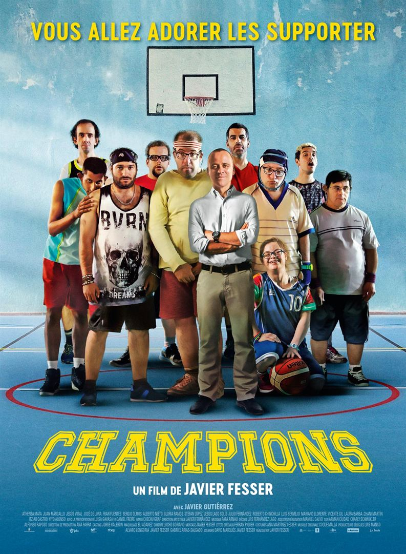 Champions affiche