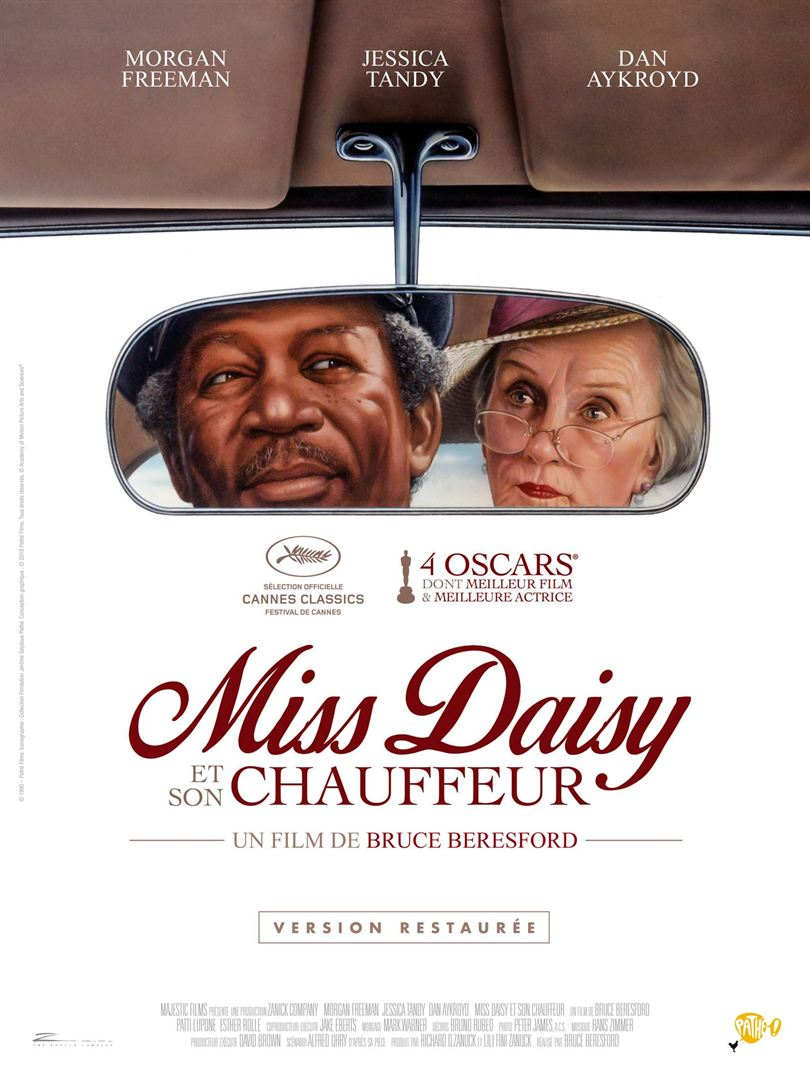 Download Miss Daisy et son chauffeur FRENCH Poster