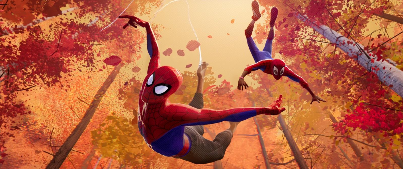 [Films Animés] Spider-Man: New Generation 2851647
