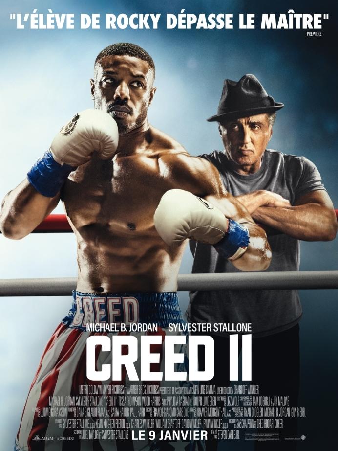 Séance ciné : Creed 2