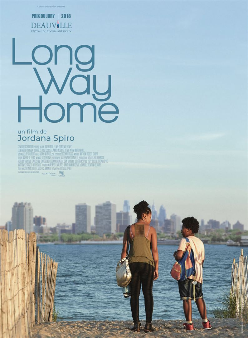 Long way home affiche