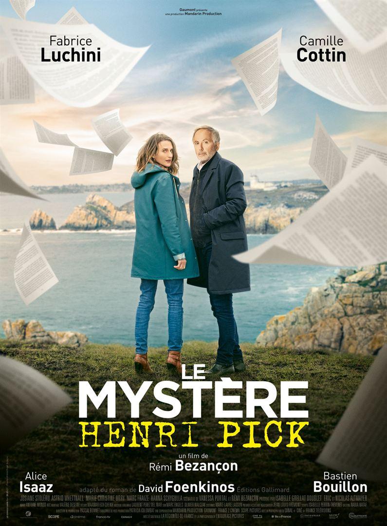 Henri Pick affiche