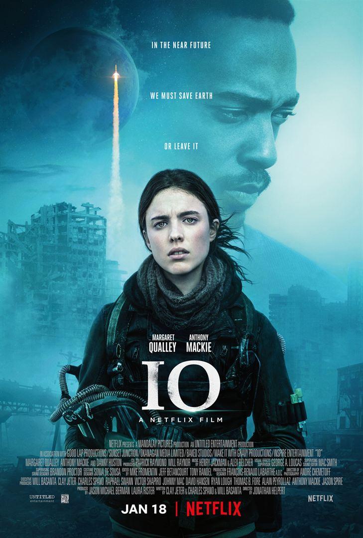 IO (2018) affiche