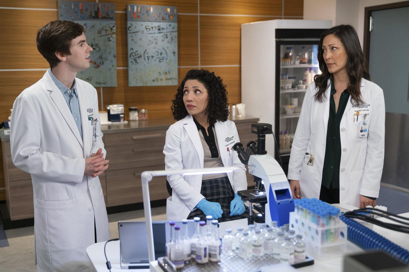 [Séries TV] Good Doctor, Saisons 1 à 3 3121305