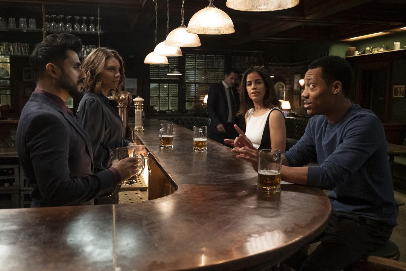 [Séries TV] Whiskey Cavalier, Saison 1 4254966