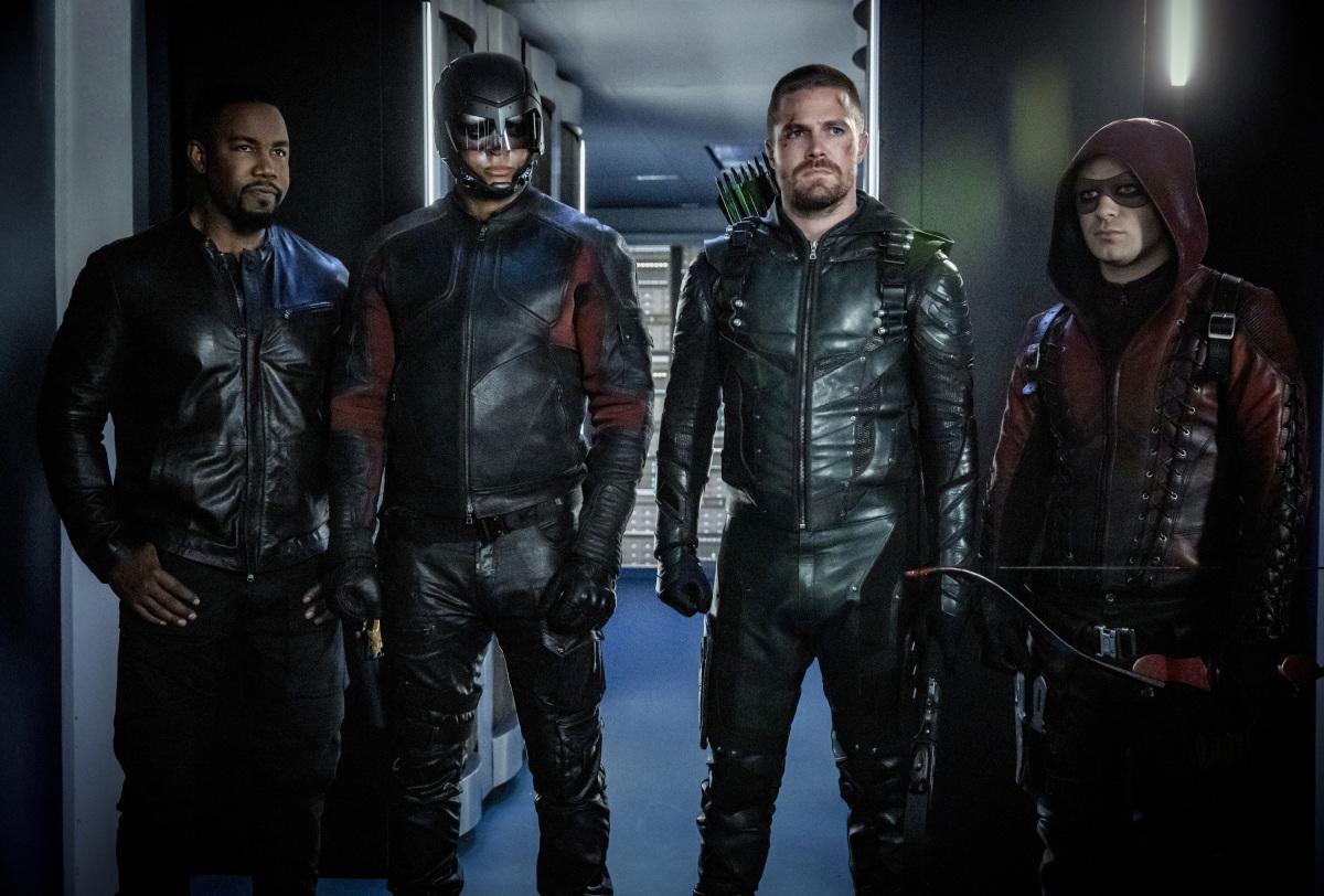 [Séries TV] Arrow, Saison 7 2749627