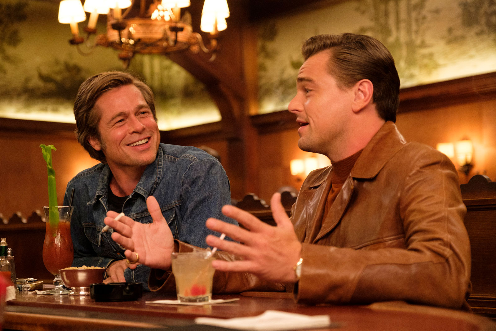 Once Upon A Time In Hollywood, Quentin Tarantino, Leonardo DiCaprio, Brad Pitt