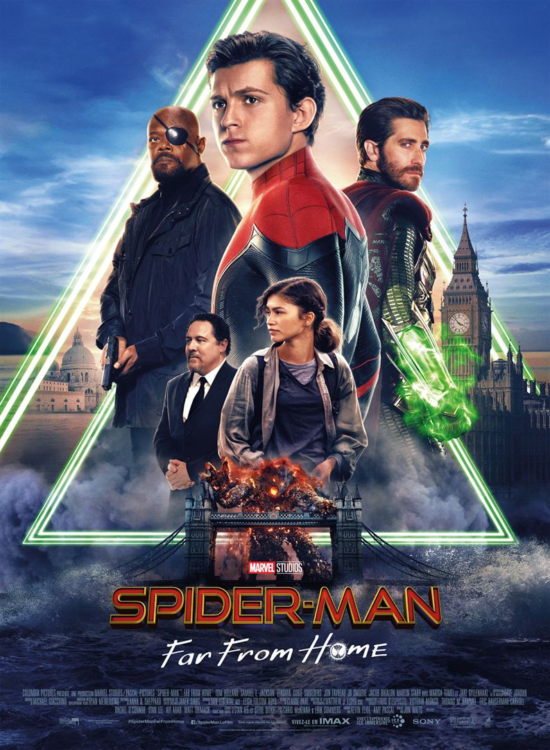[Films] Spider-Man: Far From Home 4575985