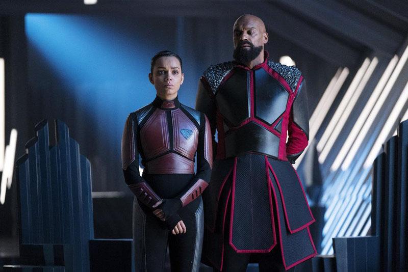 [Séries TV] Krypton, Saisons 1 & 2 2363360