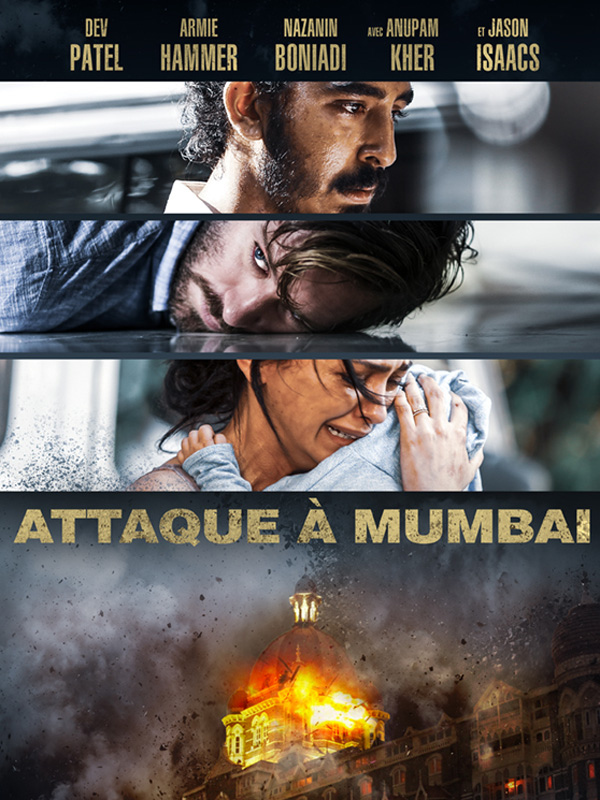 Attaque à Mumbai (2018)  Streaming VF