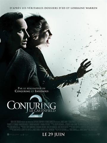 Conjuring 2 Le Cas Enfield french dvdrip