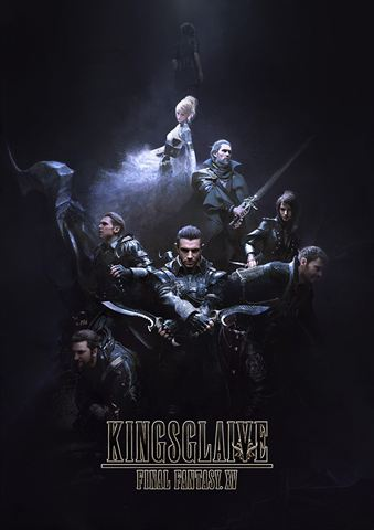 Kingsglaive: Final Fantasy XV webrip french