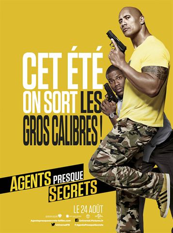Agents presque secrets french dvdrip