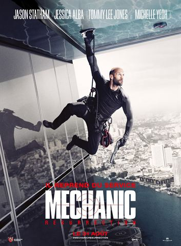 Mechanic Résurrection french dvdrip