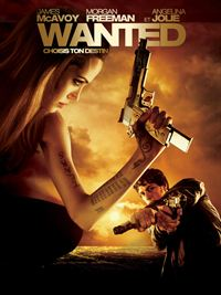 film Wanted : choisis ton destin en streaming