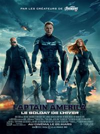 film Captain America, le soldat de l'hiver en streaming