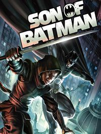 Son Of Batman streaming