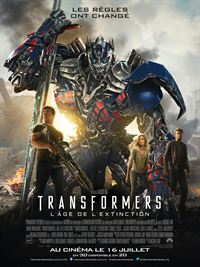 Transformers : l'�ge de l'extinction streaming