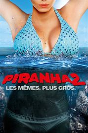Piranha 3D 2 streaming