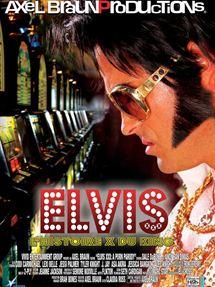 Elvis l'histoire X du King