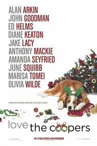 Love the Coopers affiche