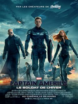 regarder Captain America, le soldat de l'hiver en streaming