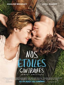 regarder Nos étoiles contraires(The Fault In Our Stars) en streaming
