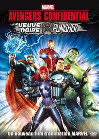 regarder Avengers Confidential : La Veuve Noire et Le Punisher en streaming