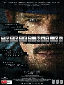 regarder Predestination en streaming