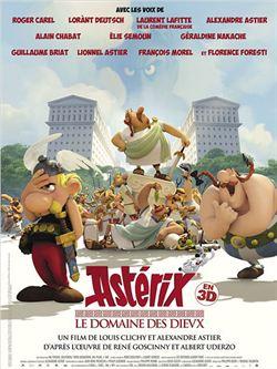 regarder Astérix - Le Domaine des Dieux en streaming
