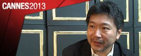 Cannes 2013 : Hirokazu Koreeda, r&#233;alisateur... et nounou !