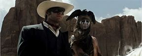Un nouveau trailer pour &quot;Lone Ranger&quot; !
