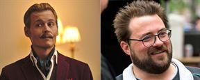 Kevin Smith et Johnny Depp : un film avec... leurs filles !