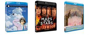 Maps To The Stars, Le Vent se lève, Grand Budapest Hotel... Les 10 blu-rays / DVD à se procurer d'urgence en septembre