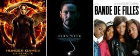 Hunger Games, John Wick, Bande de filles... Les bandes-annonces ciné à ne pas rater !