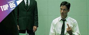 Wolverine, Neo, Mr Bean : 5 doigts d'honneur au cinéma [VIDEO]