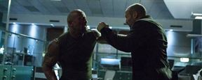 Fast & Furious 7: l'affrontement Dwayne Johnson - Jason Statham en photo