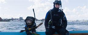 Ted et Mark Wahlberg prêts à plonger sur la première photo de la suite