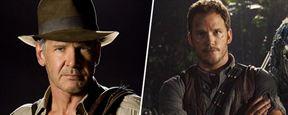 Indiana Jones : un reboot avec Chris Pratt, la star des Gardiens de la Galaxie ?