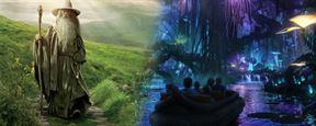 """""""Le Seigneur des anneaux"""", """"Avatar"""", """"Star Wars""""... 11 films qui ont inspiré des attractions !"""