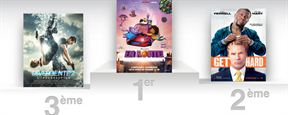 Box-office US : le film d'animation En Route vers les sommets !