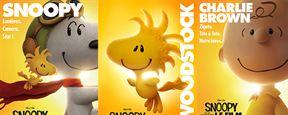 Snoopy et les Peanuts - Le Film : Snoopy, Charlie Brown et tous ses amis s'affichent!