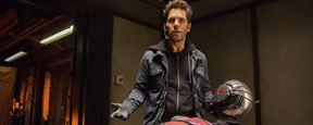 Ant-Man : Paul Rudd en petit et en grand sur l'affiche