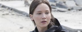 Hunger Games 4 : une photo inédite de Jennifer Lawrence juste avant la Révolte